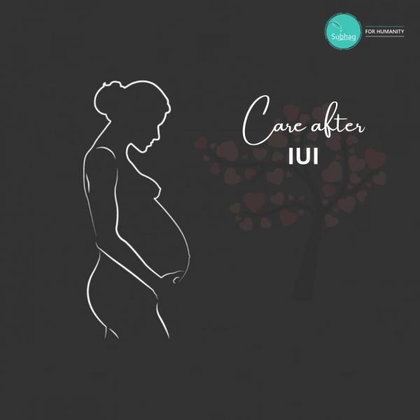 Care after IUI